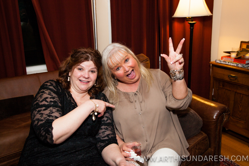 Gail and Jen