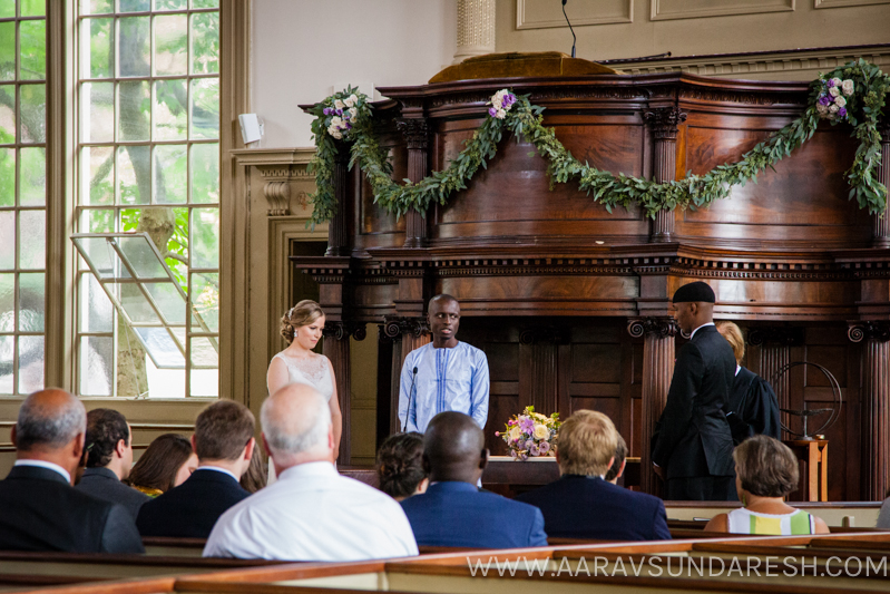 The Wedding of Hannah and Abas