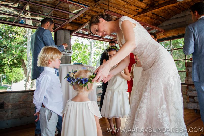 The Wedding of Laurel and Matthew